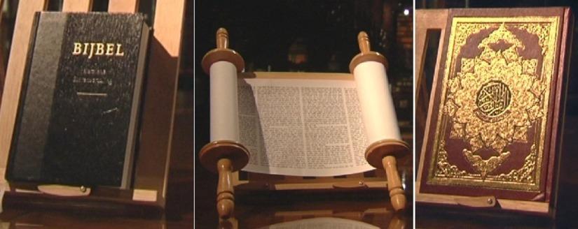 Geloof de Thora-Bijbel