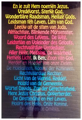 Gods namen