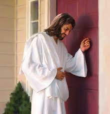 Jezus klopt